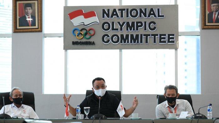 Himbauan KOI untuk atlet Olimpiade Tokyo