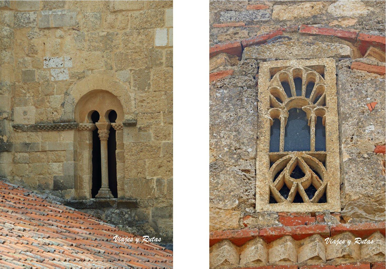 Ventanas de San Miguel de Escalada