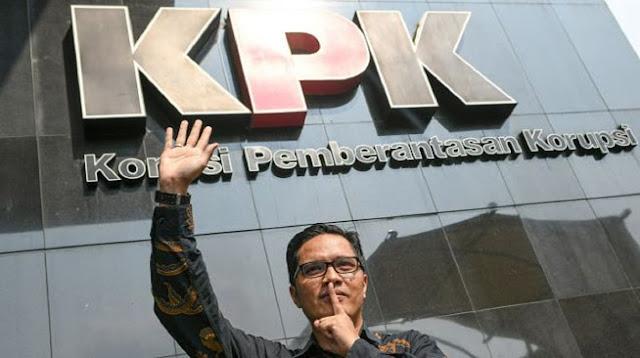 Eks Jubir: Penyidik yang Akan Disingkirkan KPK Sedang Tangani Kasus Besar