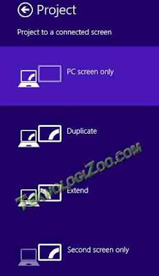cara menghubungkan laptop asus ke proyektor