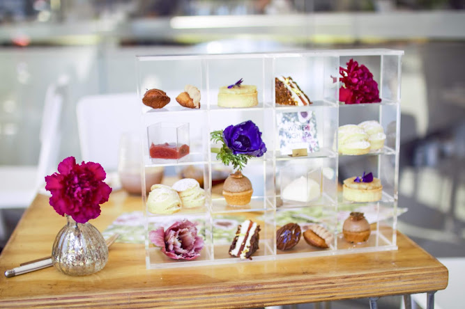Petal Met Sugar Winter High Tea