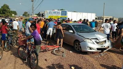 Resultado de imagem para fotos de acidentes de trânsito em itaituba