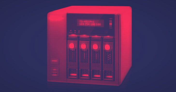 A New Ransomware Is Targeting Network Attached Storage (NAS) Devices
