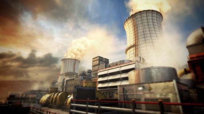 Call of Duty - mapa de Meltdown