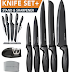 Best kitchen knives set it's really need.