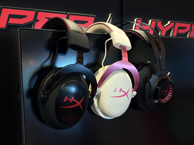 HyperX Gaming Headsets