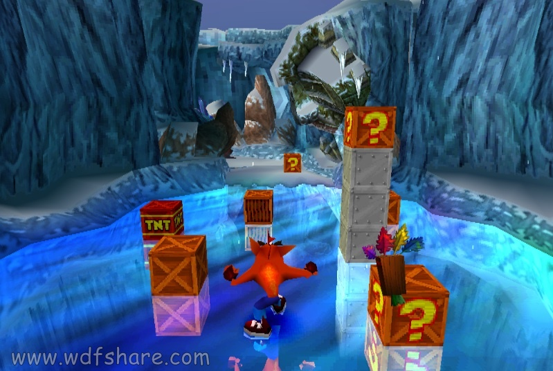 Crash Bandicoot 2 - Cortex Strikes Back Setup