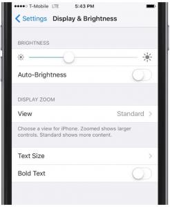 Các ứng dụng trên iPhone 6 plus gold