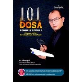 Review Buku Karya Isa Alamsyah : 101 Dosa Penulis Pemula
