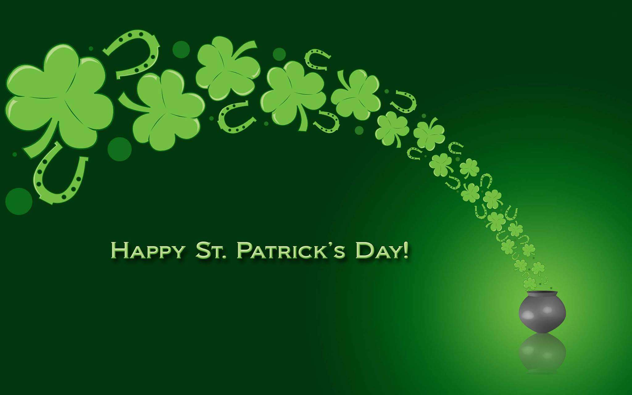 St. Patrick's Day Wishes for Whatsapp