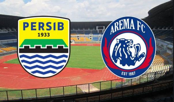 PT Liga Pastikan Laga Persib Bandung vs Arema FC Dijadwal Ulang