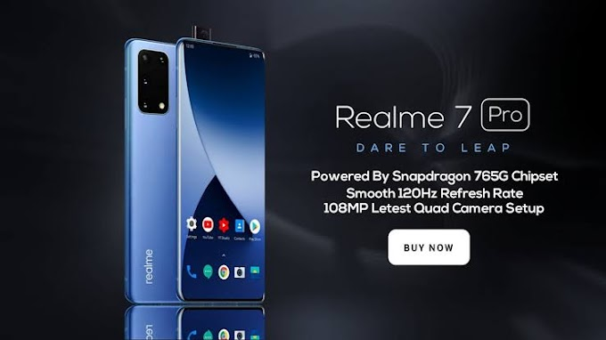 Finally Company Revealed launch date of Realme 7 Pro and Realme 7