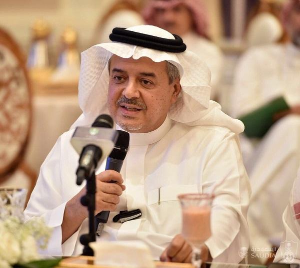 منصور بن مشعل يفاجئ الجميع بعد هذا الاجراء