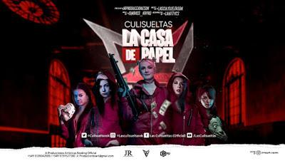 LAS CULISUELTAS - LA CASA DE PAPEL (VERSION CUMBIA)