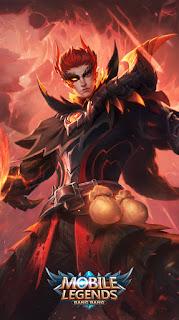 Valir Draconic Flame Heroes Mage of Skins