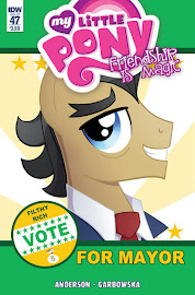 MLP Friendship is Magic #47 Comic