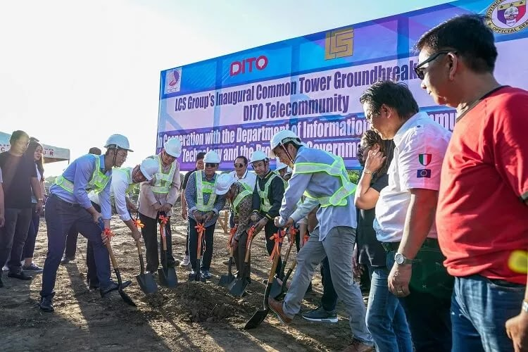 LCS Holdings, DITO Telecommunity Team Up for PH's First Shared Telco Tower