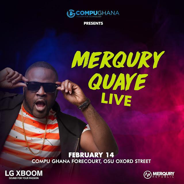 Merqury Quaye Live