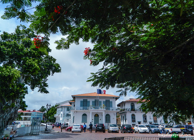 Centro Histórico da Cidade do Panamá
