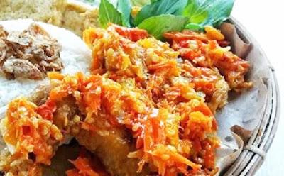 Ayam Geprek Crispy Sambal Mercon
