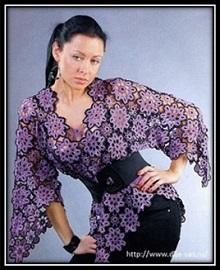 bluza kryuchkom iz motivov (51)