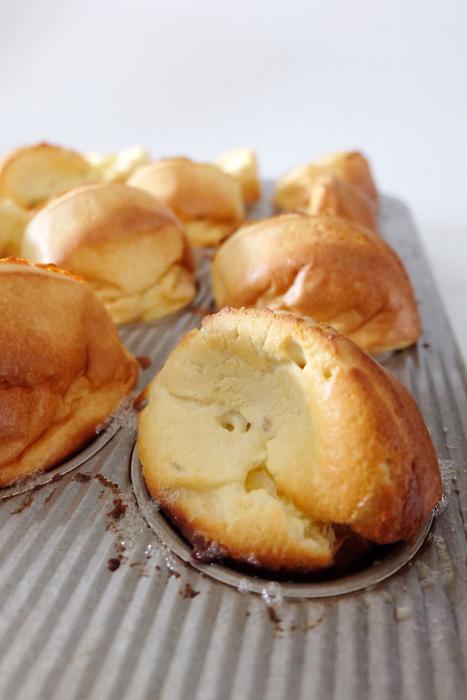 puffy german pancakes