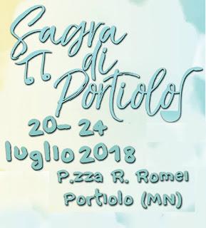 Sagra Di Portiolo dal 10 al 25 luglio San Benedetto Po (Mn)