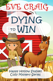 Dying to Win by Eve Craig
