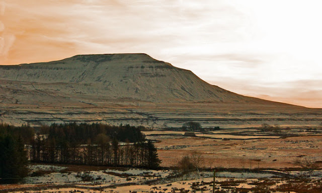 Ingleborough, Ribblehead, Whernside