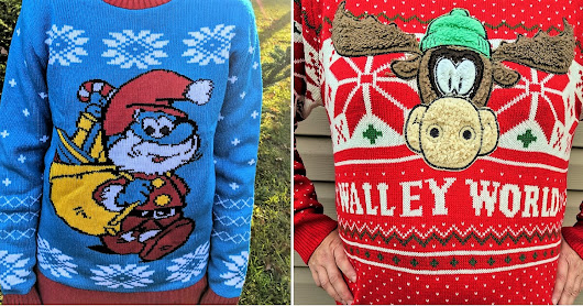Plan your Ugly Christmas sweater early this year! #ThinkChristmas