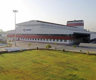 Ryker Base Pvt. Ltd Manufacturing Company Based at Asoj Vadodara is Looking  ITI or Diploma Candidates