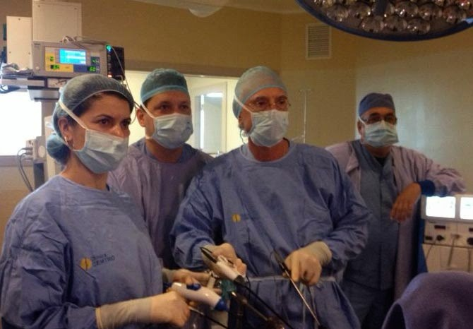 cirugía de próstata oliper