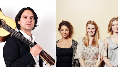 Morgan Syzmanski & Benyounes Quartet