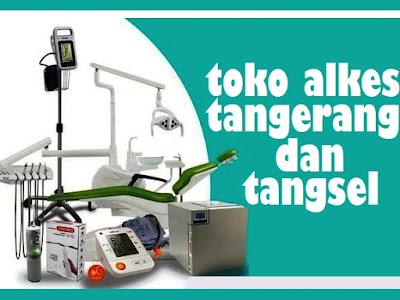 toko alat kesehatan Tangerang Selatan