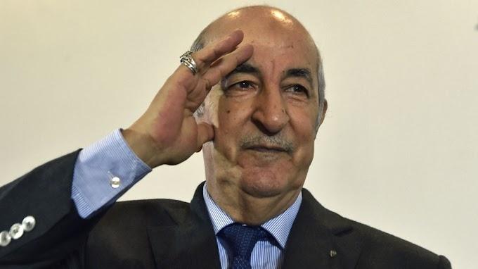 🔴 ÚLTIMA HORA | Abdelmajid Tebboune vuelve a Argelia tras casi dos meses ingresado tratándose en Alemania.