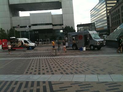 Dewey Square Food Trucks