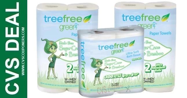 True Green Paper Product CVS Deals