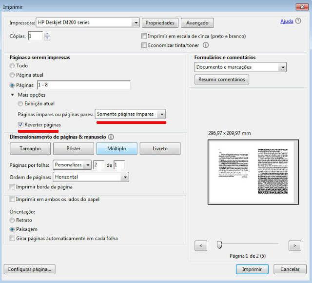imprimir-pdf-duas-paginas-folha