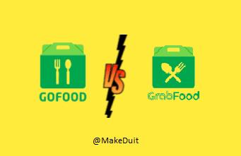 GoFood vs GrabFood: Apa Saja Perbedaan Keduanya?