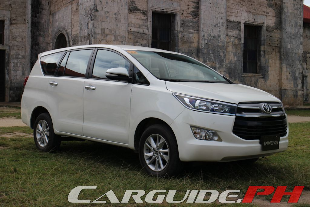 All New Kijang Innova Review Grand Veloz 1300 First Drive 2016 Toyota 2 8 G Philippine Car News Sunday February 28