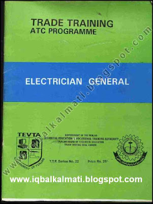 Electrician General Course Advance & Final Technical Book