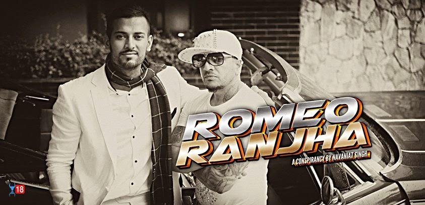Chandri Raat Lyrics - Romeo Ranjha