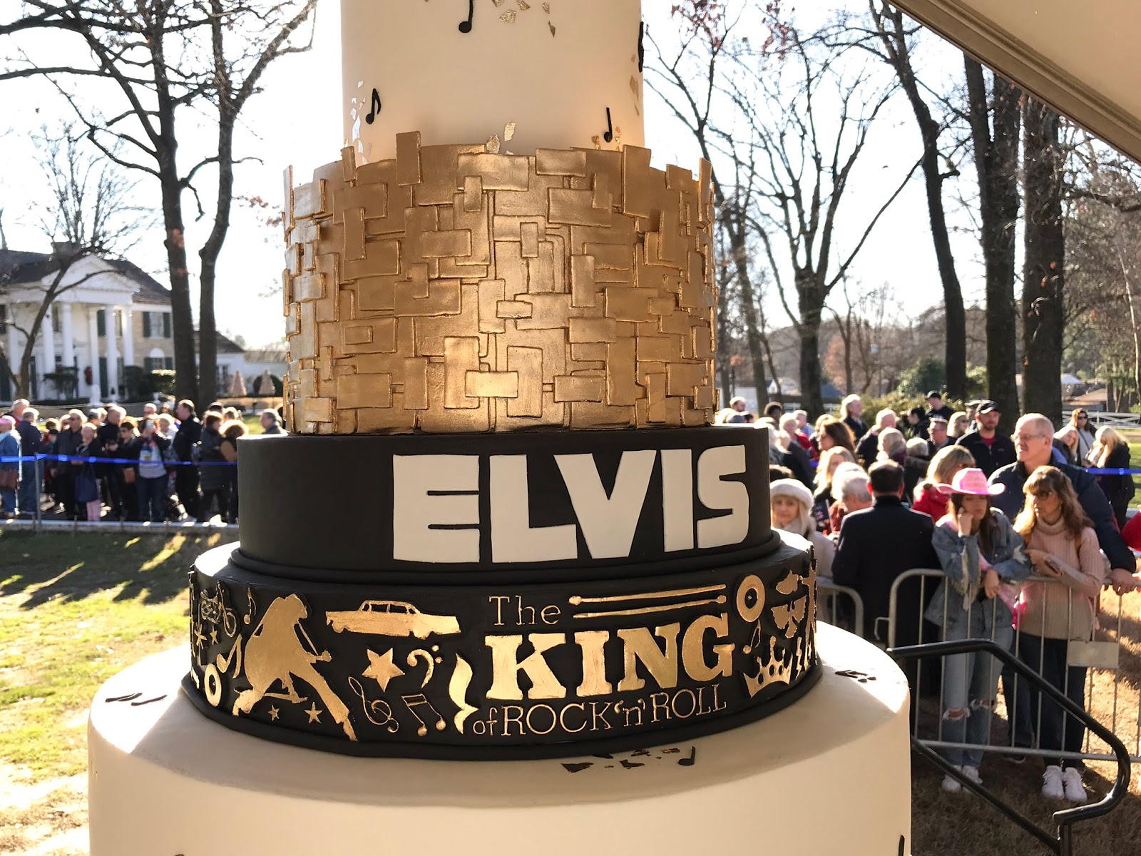 Fine Elvis Day By Day January 08 Happy Birthday Elvis Birthday Cards Printable Inklcafe Filternl