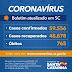 Santa Catarina tem 48.878 recuperados do coronavírus