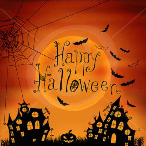 Spider horror Halloween Images