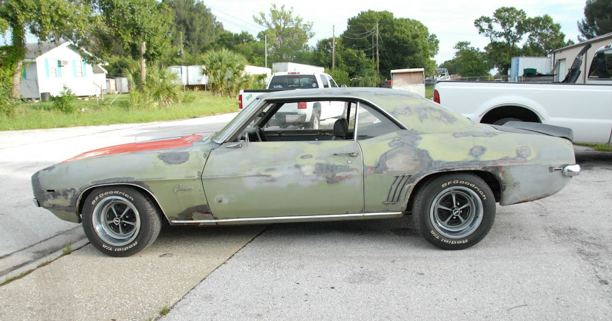 1969 Camaro For Sale By Owner In Us Autos Post