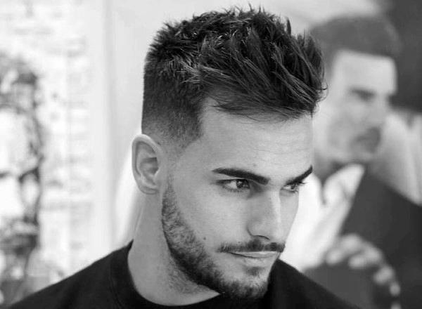 Astounding 39 Dapper Haircuts For Men Hairstylo Schematic Wiring Diagrams Amerangerunnerswayorg