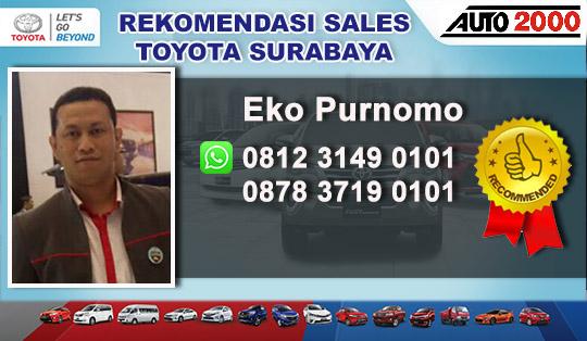 Toyota Auto 2000 Kenjeran Surabaya Jawa Timur