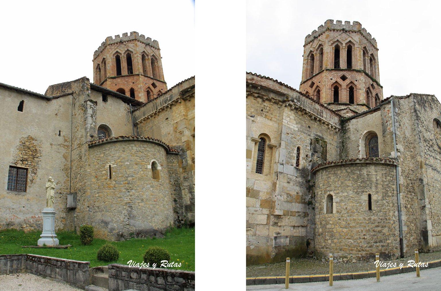 Iglesia de Saint Lizier