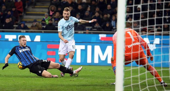 Spalletti promuove l'Inter: